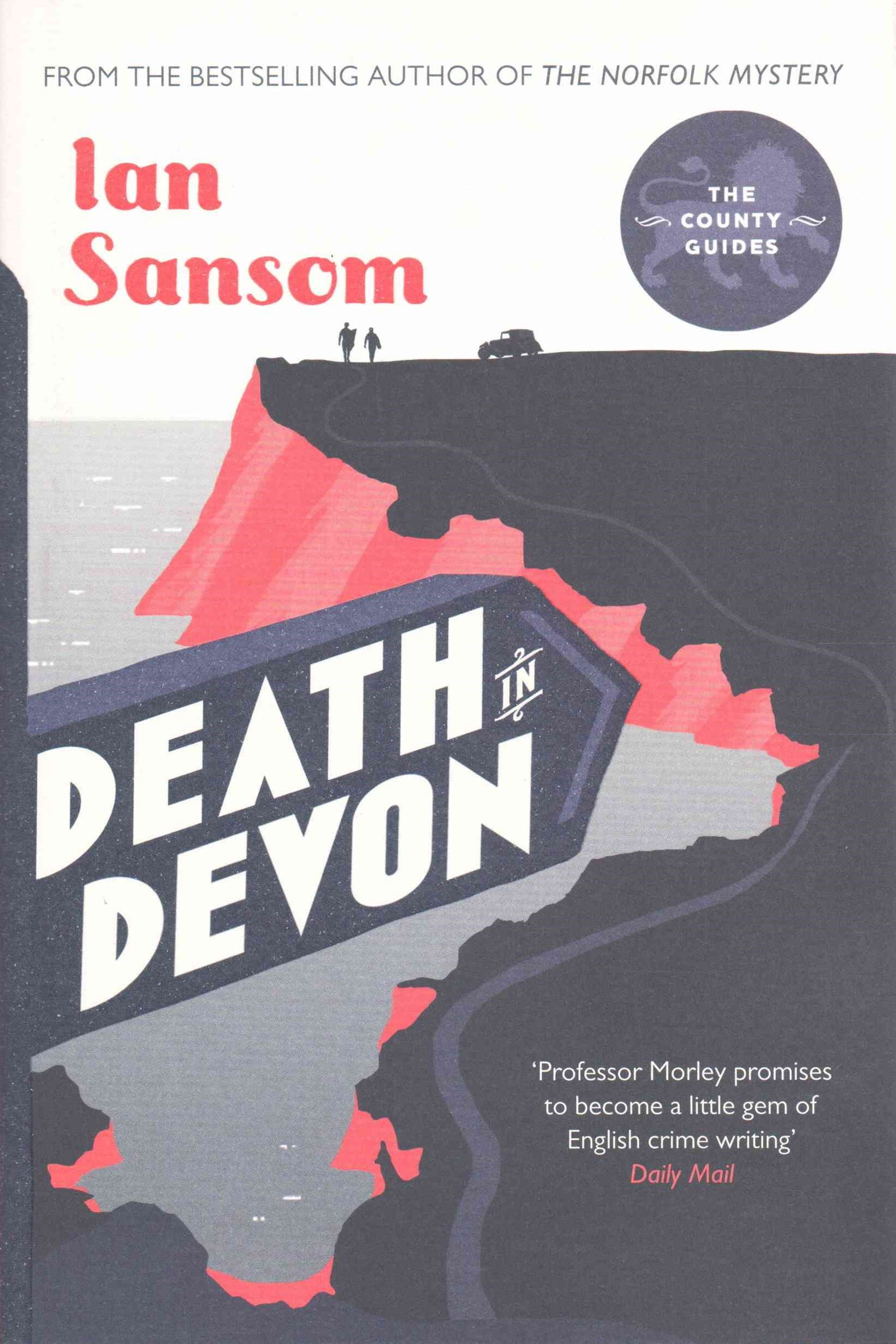 The County Guides - Death in Devon