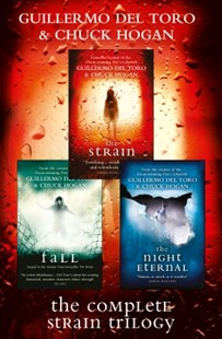 (ebook) The Complete Strain Trilogy: The Strain, The Fall, The Night Eternal - Crime Mystery & Thriller