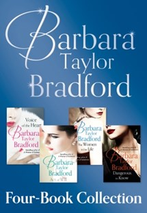 (ebook) Barbara Taylor Bradford's 4-Book Collection - Classic Fiction