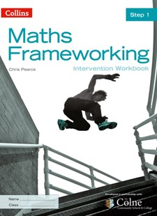 KS3 Maths Intervention Step 1 Workbook by Chris Pearce (9780007537662) - PaperBack - Non-Fiction
