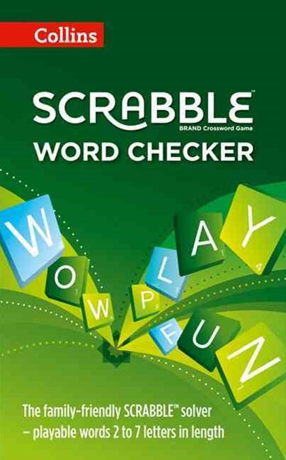 Collins Scrabble Dictionary and Word Checker [Second Edition]