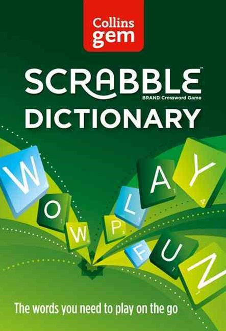 Collins Gem: Scrabble Dictionary [Third Edition]