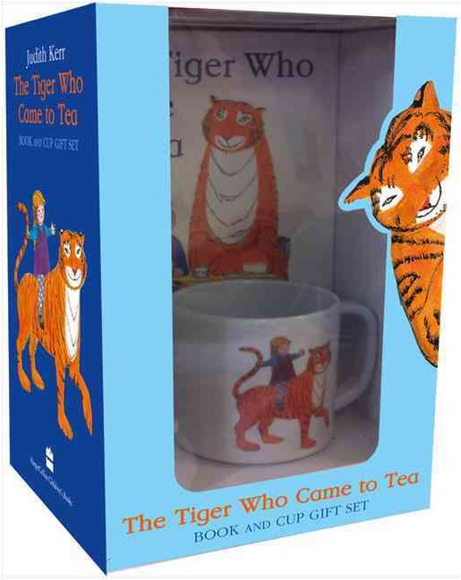 The Tiger Who Came To Tea: Book and Cup Gift Set