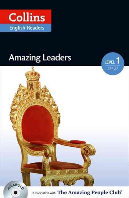 Collins ELT Readers: Amazing Leaders (Level 1)