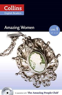Collins ELT Readers: Amazing Women (Level 1) by Helen Parker, Fiona MacKenzie (9780007544936) - PaperBack - Non-Fiction Biography