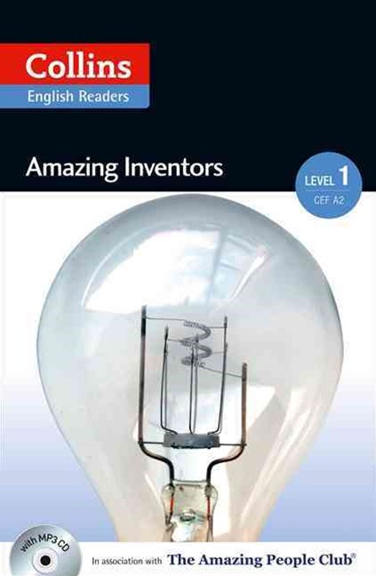 Collins ELT Readers: Amazing Inventors (Level 1)