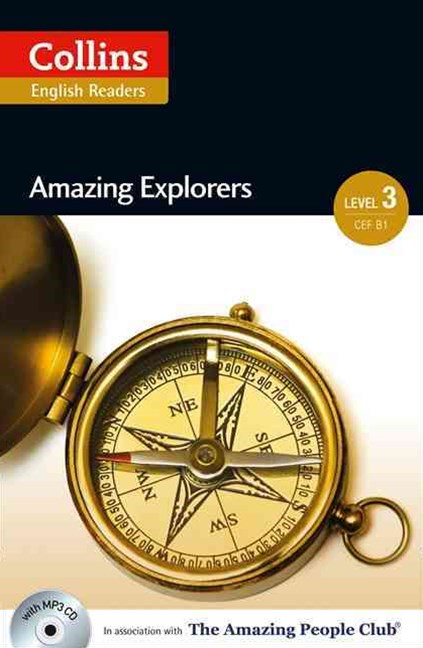 Collins ELT Readers: Amazing Explorers (Level 3)