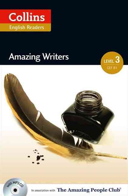 Collins ELT Readers: Amazing Writers (Level 3)