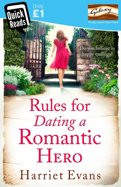 (ebook) Rules for Dating a Romantic Hero