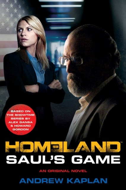 (ebook) Homeland: Saul's Game