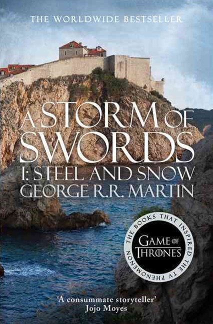 A Storm of Swords Part 1: Steel and Snow [Landscape Cover]