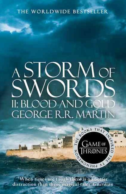 A Storm of Swords Part 2: Blood and Gold [Landscape Cover]