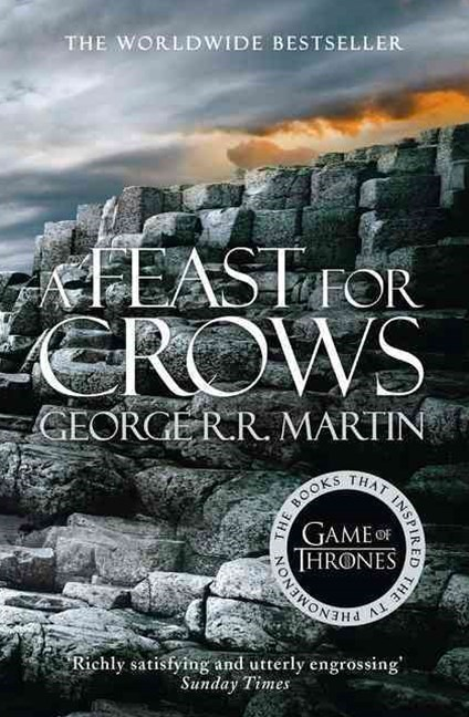 A Feast for Crows [Landscape Cover]