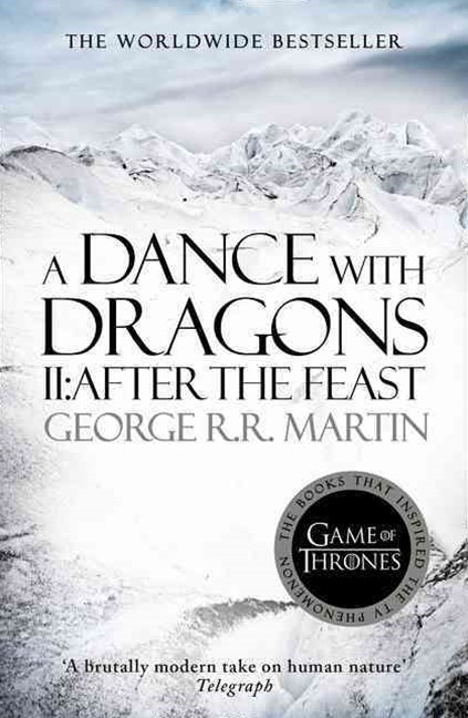 A Dance with Dragons Part 2: After the Feast [Landscape Cover]