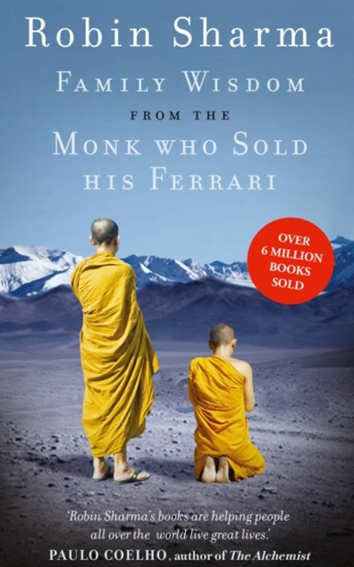 (ebook) Family Wisdom from the Monk Who Sold His Ferrari