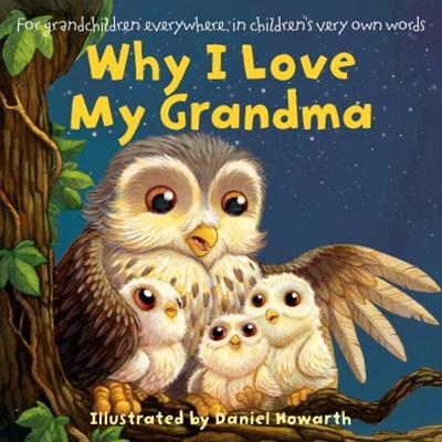 (ebook) Why I love my Grandma