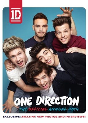 (ebook) One Direction: The Official Annual 2014