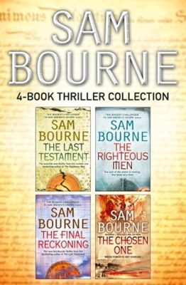 Sam Bourne 4-Book Thriller Collection