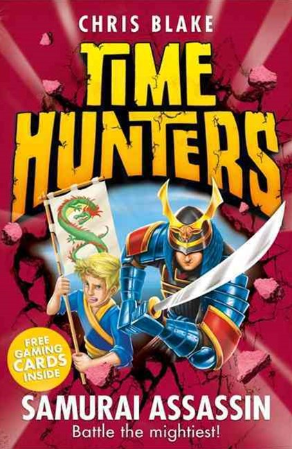 Time Hunters (8) - Samurai Assassin