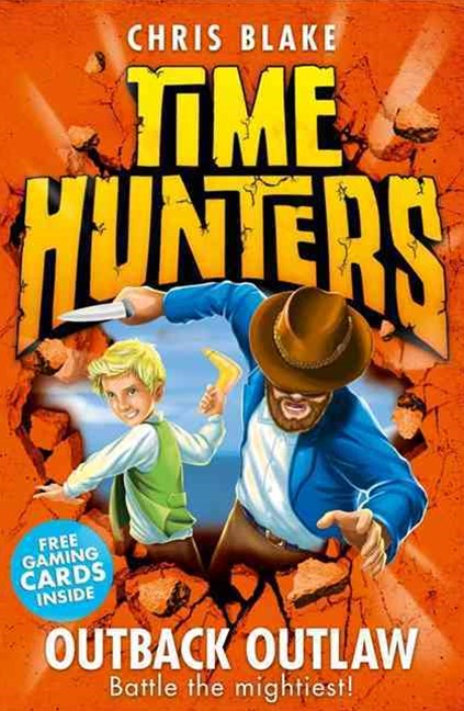 Time Hunters (9) - Outback Outlaw