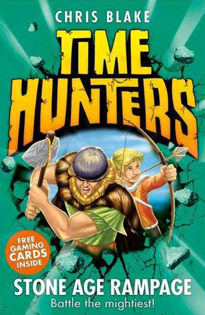 Time Hunters (10) - Stone Age Rampage