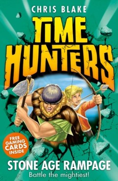 (ebook) Stone Age Rampage (Time Hunters, Book 10)