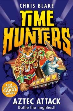 Time Hunters (12) - Aztec Attack