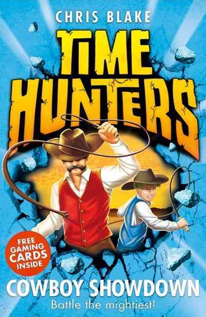 Time Hunters (7) - Cowboy Showdown