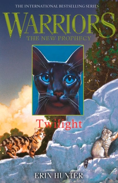 TWILIGHT (Warriors: The New Prophecy, Book 5)