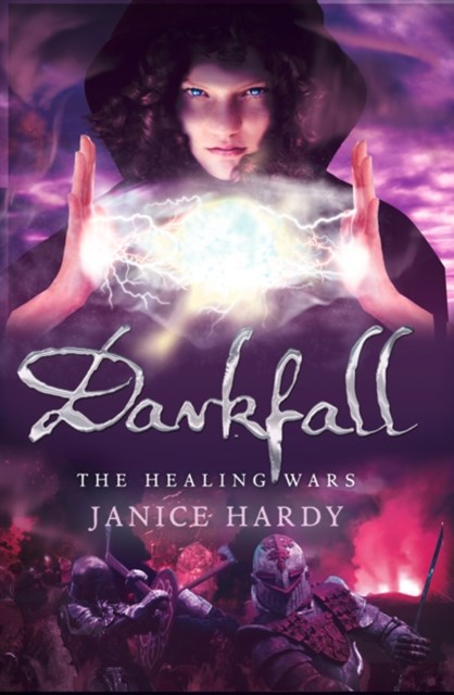 (ebook) Darkfall (The Healing Wars, Book 3)