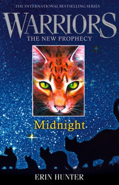 (ebook) MIDNIGHT (Warriors: The New Prophecy, Book 1)