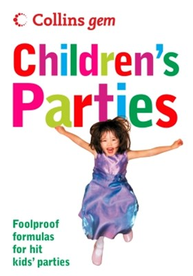 (ebook) Children's Parties (Collins Gem)