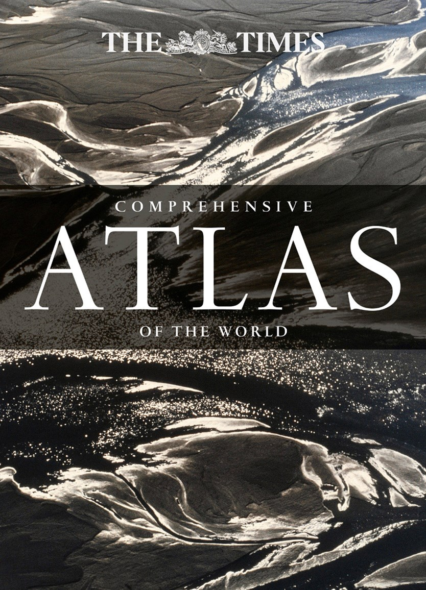 The Times Comprehensive Atlas of the World [14th Edition]