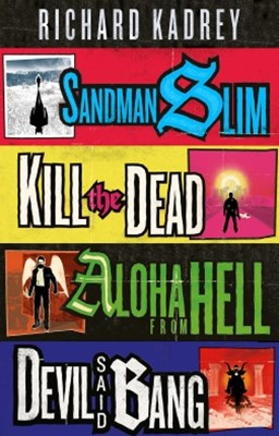 (ebook) The Sandman Slim Series Books 1-4