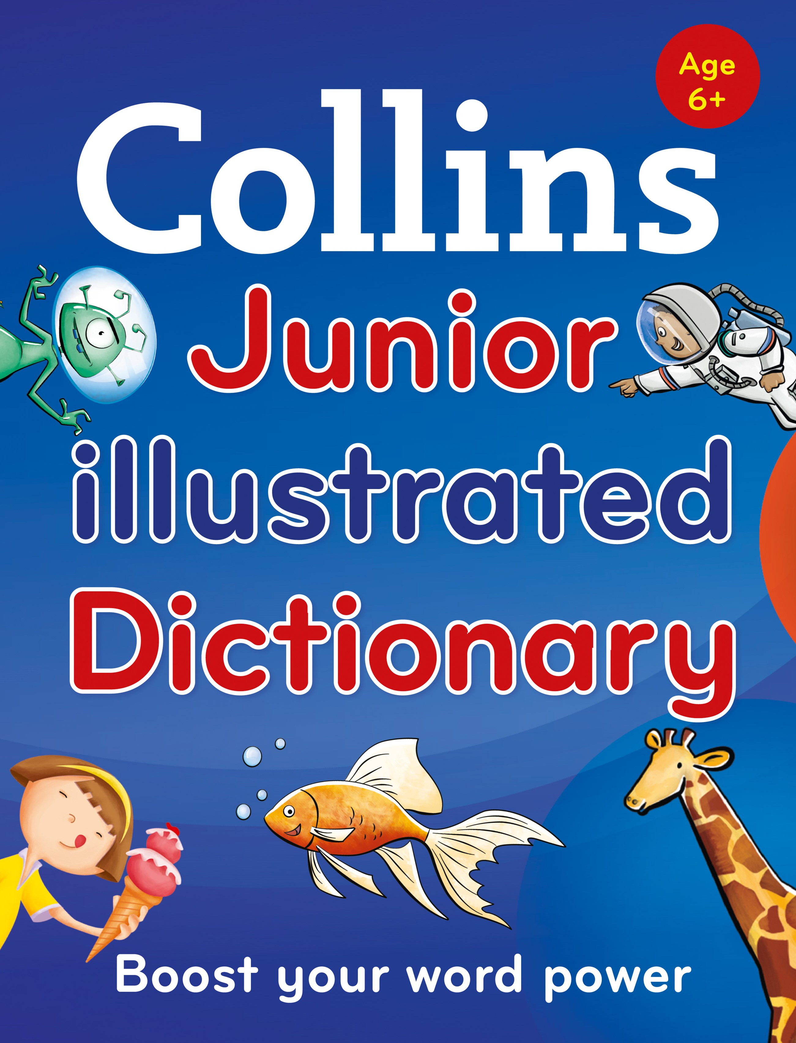 Collins Junior Illustrated Dictionary [2nd Edition]
