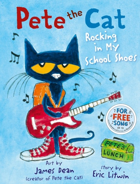(ebook) Pete the Cat Rocking in My School Shoes