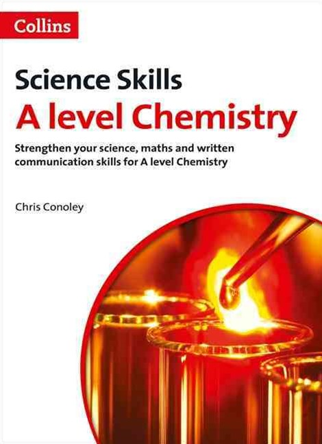 A Level Chemistry: Science, Maths and Quality of Written Communication