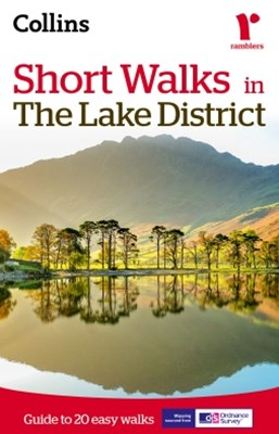 (ebook) Short walks in the Lake District