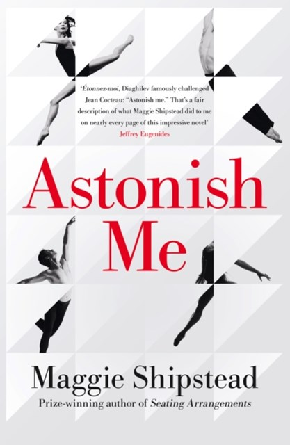 (ebook) Astonish Me
