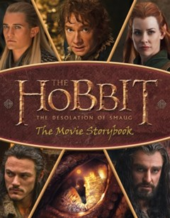 (ebook) Movie Storybook (The Hobbit: The Desolation of Smaug)