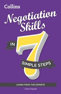 (ebook) Negotiation Skills in 7 simple steps - Business & Finance Business Communication