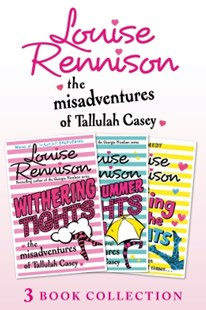 (ebook) The Misadventures of Tallulah Casey 3-Book Collection: Withering Tights, A Midsummer Tights Dream and A Taming of the Tights - Children's Fiction