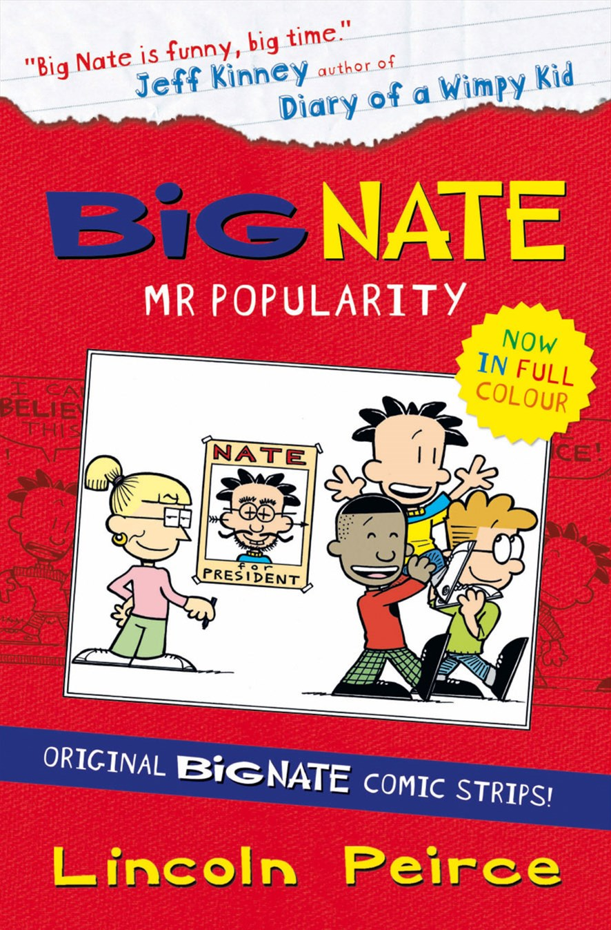 Big Nate: Mr Popularity