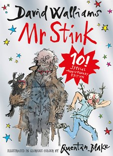 Mr. Stink - Anniversary Edition by David Walliams (9780007559428) - HardCover - Children's Fiction