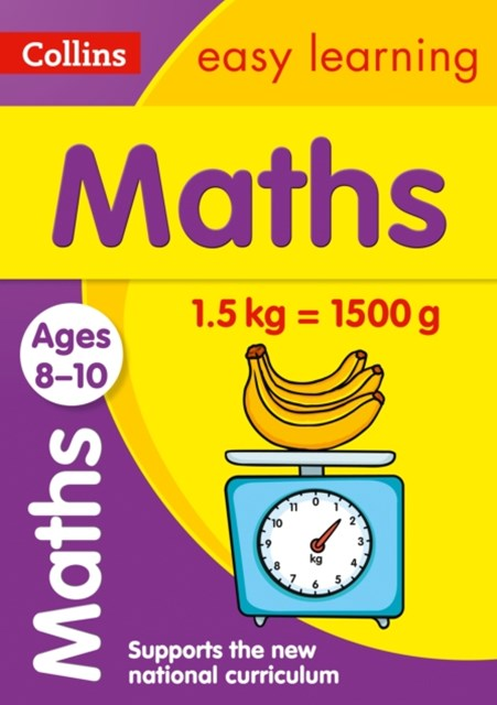 Maths Ages 8-10