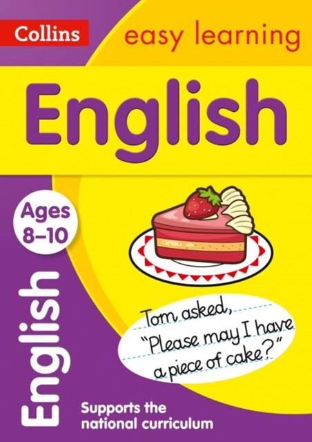 English Ages 8-10: English Ages 8-10