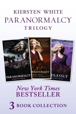Paranormalcy Trilogy Collection: Paranormalcy, Supernaturally and Endlessly