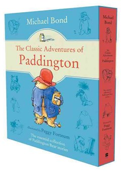 The Classic Adventures of Paddington [Slipcase Edition]