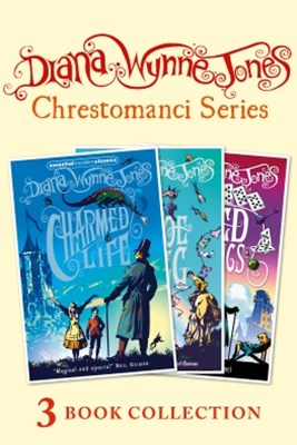 (ebook) The Chrestomanci series: 3 Book Collection (The Charmed Life, The Pinhoe Egg, Mixed Magics) (The Chrestomanci Series)