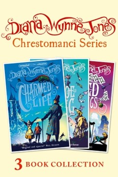 The Chrestomanci series: 3 Book Collection (The Charmed Life, The Pinhoe Egg, Mixed Magics) (The Ch